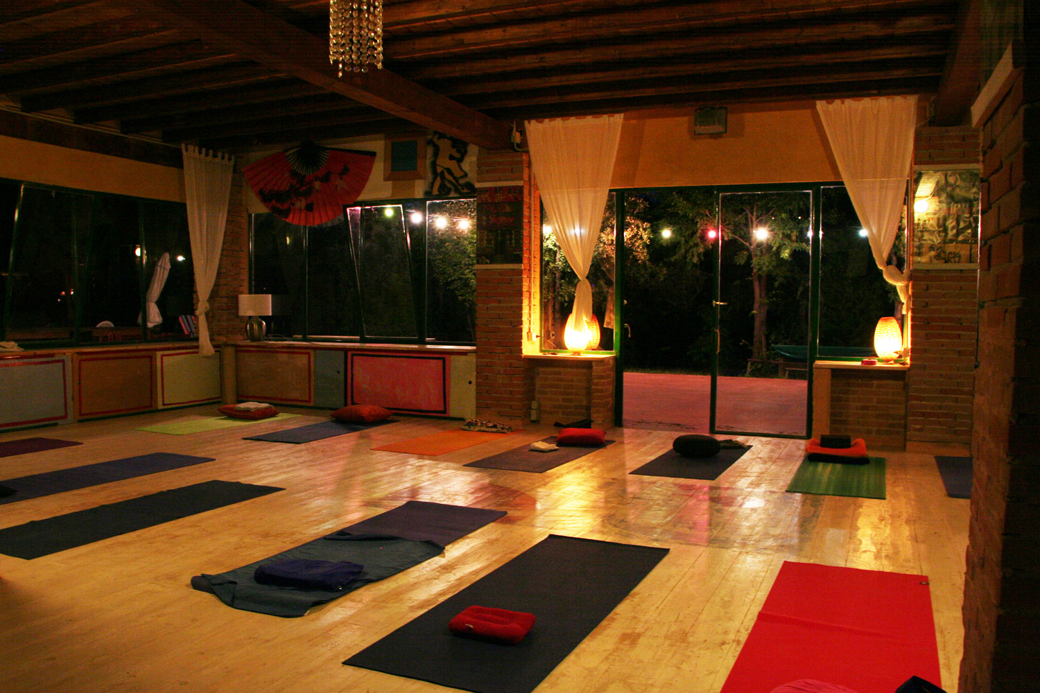 Yoga Seminars and Tango workshops in Italy